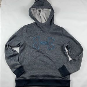 NWOT Under Armour embroidered hooded sweatshirt